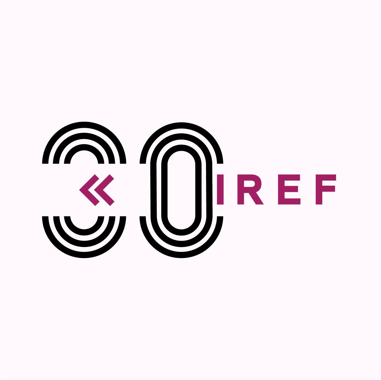 logo 30 ans IREF