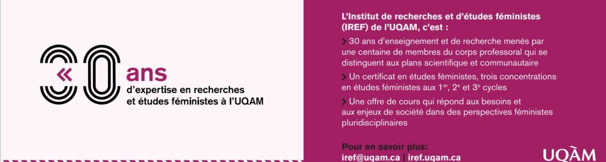 Publicité IREF dans LQ mars 2021