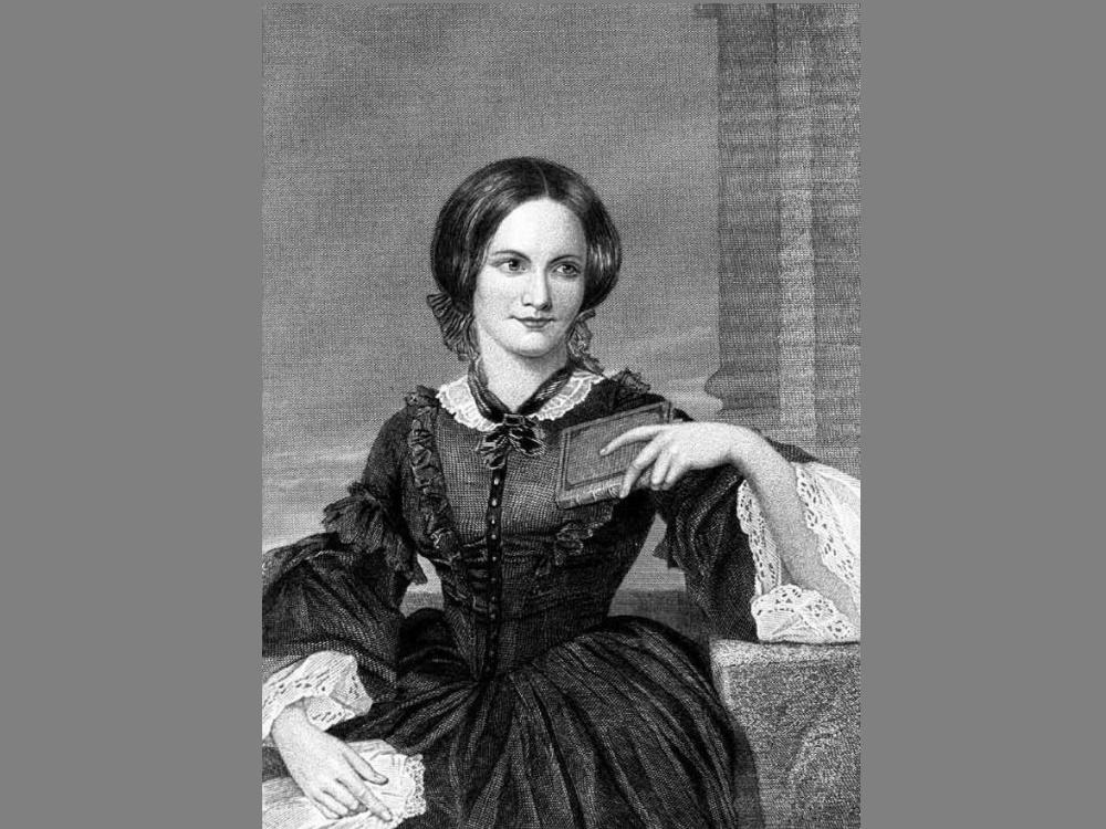 Portrait Charlotte Brontë